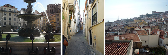 Alfama  city center lisbon segway tours 3