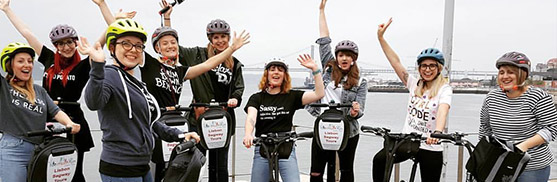 EBike Hen Party Gourmet Tour