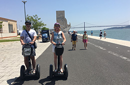 River Side Lisbon Segway Tours 2x