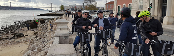 gourmet tour electric bike tour lisbon listimage
