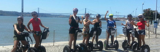 hen Party tours lisbon segway tours descriptions 01