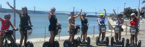 hen Party tours lisbon segway tours intro 2